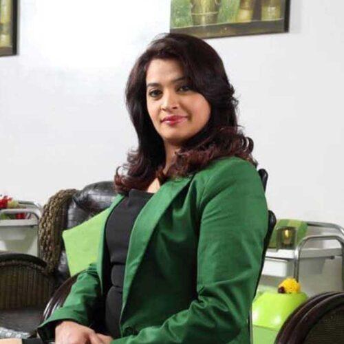 Entrepreneur Nandita